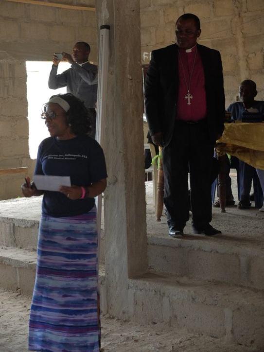 Bishop Bada
