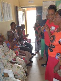 cataract surgery patients