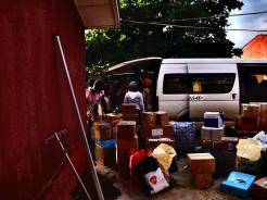 unpacking okpella